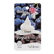 Mặt nạ sữa chua nho Vedette Grape Yogurt Mask 8ml