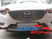 Calang độ Mazda 6 - 2014 mẫu kẻ ngang