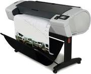 Máy in HP Designjet T790 24-in PostScript ePrinter A1