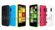 Điện Thoại Di Động Nokia Lumia 620 Black