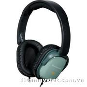 Tai nghe Panasonic RP-HC200 Noise Canceling Around-Ear Stereo Headphones (Green)