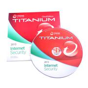 Phần mềm diệt virus Trend Micro Titanium Security 2013