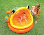 Bể bơi phao mái che cá trê INTEX 57109