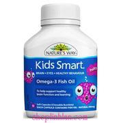 Kids Mart Omega 3 Fish Oil - 50 viên