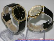 Đồng hồ dây da Ro đính hạt phong cách DHNN100