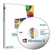 Phần mềm hệ điều hành Microsoft WINDOWS 8 WIN32 ENG INTL 1PK DSP OEI DVD