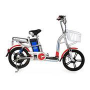 Xe đạp điện i-CITY  Đỏ