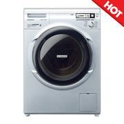 Máy giặt Hitachi 8kg lồng ngang BD-W80MV