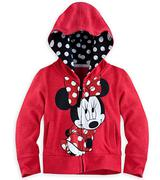 Minnie Mouse Hoodie for Girls size 9/10