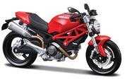 Đồ chơi xe mô hình mô tô Maisto tỉ lệ 1:12 - Ducati Monster 696