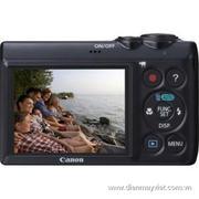 Máy ảnh Canon PowerShot A810 bạc (Silver)