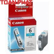 Mực in Phun màu Canon BCI - 6C (Cyan) - Màu xanh - Dùng cho Canon iP-3000, 4000, 5000, 6000D, S-830D...