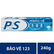 Kem Đánh Răng P/S Bảo Vệ 123 240g - 21160261