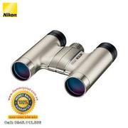 Ống nhòm Nikon 10x24 Aculon T51 Binocular (Silver)