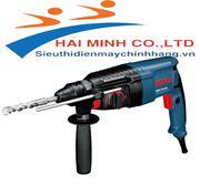 May Khoan Bosch GBH 2-26DE (800W)