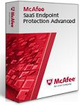 McAFee SaaS EndPoint Protection - Advanced (thẻ)