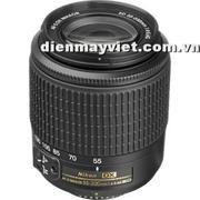 Nikon 55-200mm f/4-5.6G ED AF-S DX Autofocus Lens USA     Mfr# 2156