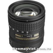Nikon 16-85mm f/3.5-5.6G ED VR AF-S DX Nikkor Lens USA     Mfr# 2178