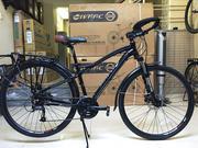 Xe đạp Touring CIVRAC RANGER 500 - hàng thùng mới 100%
