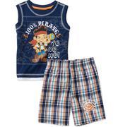 Disney Baby Boys´ 2 Piece Mickey Character Set