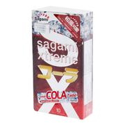 Bao cao su Sagami Xtreme Cola (hộp 10 chiếc)