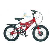 Xe đạp trẻ em TOTEM 912-16 màu đỏ