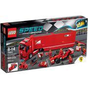 Xe Tải F14 T & Scuderia Ferrari