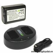 Bộ pin sạc Wasabi cho Sony FW-50 cho A7 A7II A6000 A5000 A5100 A7r