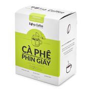 Cà phê phin giấy Bona Coffee Green Blend vị đậm - gu Việt Nam