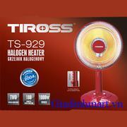 Quạt sưởi Halogen Tiross TS-929