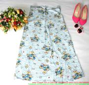 Váy chống nắng họa tiết siêu nhân cho mùa hè tự tin mVCN11