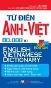 Từ Điển Anh - Việt ( 80.000 Từ )