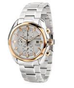 Đồng hồ Citizen nam CA0024-55A mặt tròn mạ vàng