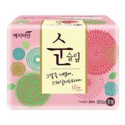 Băng vệ sinh Yejimiin Pure Slim size M 24p