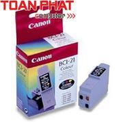 Mực in Phun màu Canon BCI 21C Color - Mực màu - Dùng cho Canon C-20, 30, 50, 70, 80,C-5000, 5500, 30...