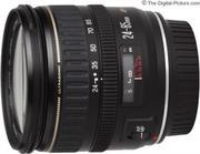 Canon EF 24-85mm f/3.5-4.5 USM 95% (Serial: 00710)