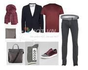 Combo 5 đôi tất len cao cấp nam  Ecco 3117