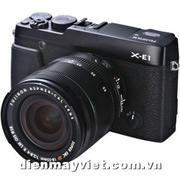 Máy ảnh Fujifilm X-E1 Digital Camera Kit with XF 18-55mm f/2.8-4 OIS Lens (Silver)     Mfr# 16276455