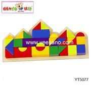 Bộ ghép hình lâu đài Benho [YT5077]